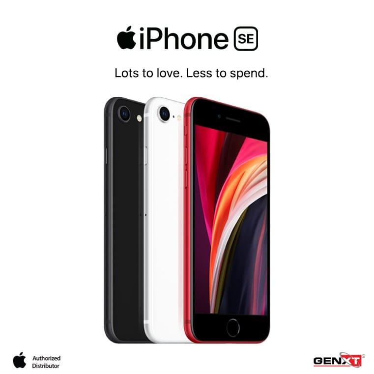 'आइफोन एसई २०२०' अब नेपाली बजारमा