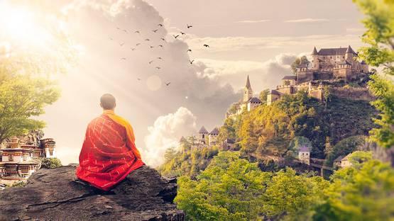 बौद्ध भिक्षुले गर्ने एक ध्यान विधि : कति सरल, कति उपयोगी ?