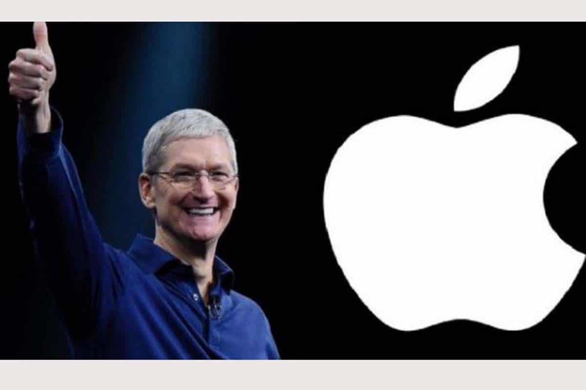 साउदी तेल कम्पनीलाई पछि पार्दै एप्पल बन्यो विश्वकै ठूलो कम्पनी