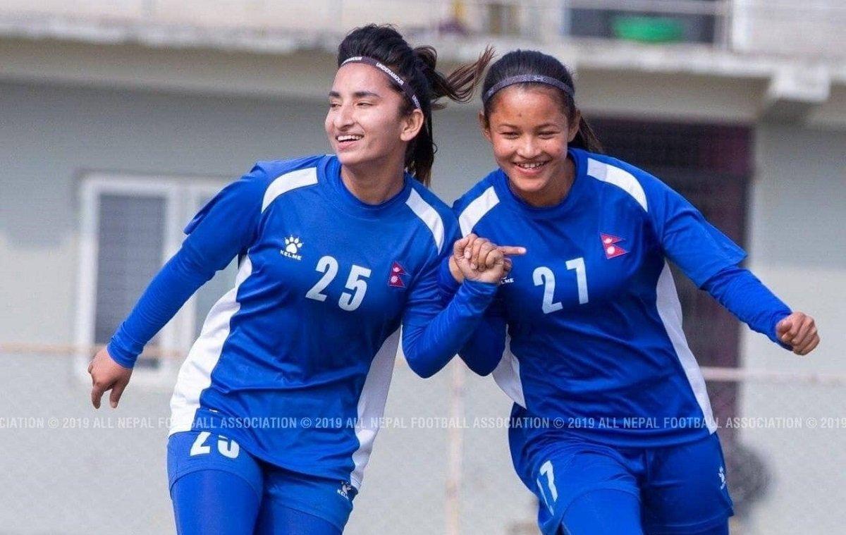 पाकिस्तानको राष्ट्रिय च्याम्पियनसिपमा नेपालकी सरु लिम्बुले गरिन् एकै खेलमा १० गोल
