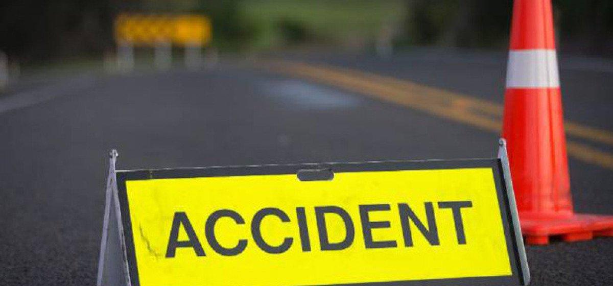 मोटरसाइकल दुर्घटनामा परी एकजनाको मृत्यु