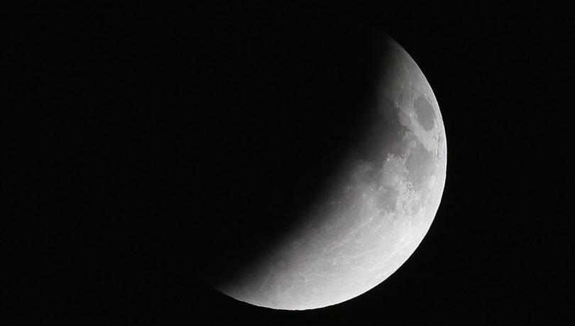 जेठ १२ गते चन्द्रग्रहण, नेपालबाट नदेखिने