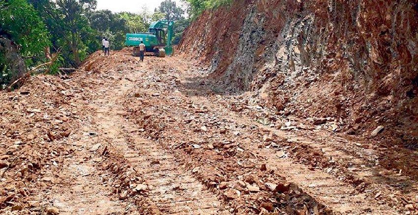 वाग्मती प्रदेशमा दुई वर्षको अवधिमा २०६ किलोमिटर नयाँ सडक निर्माण