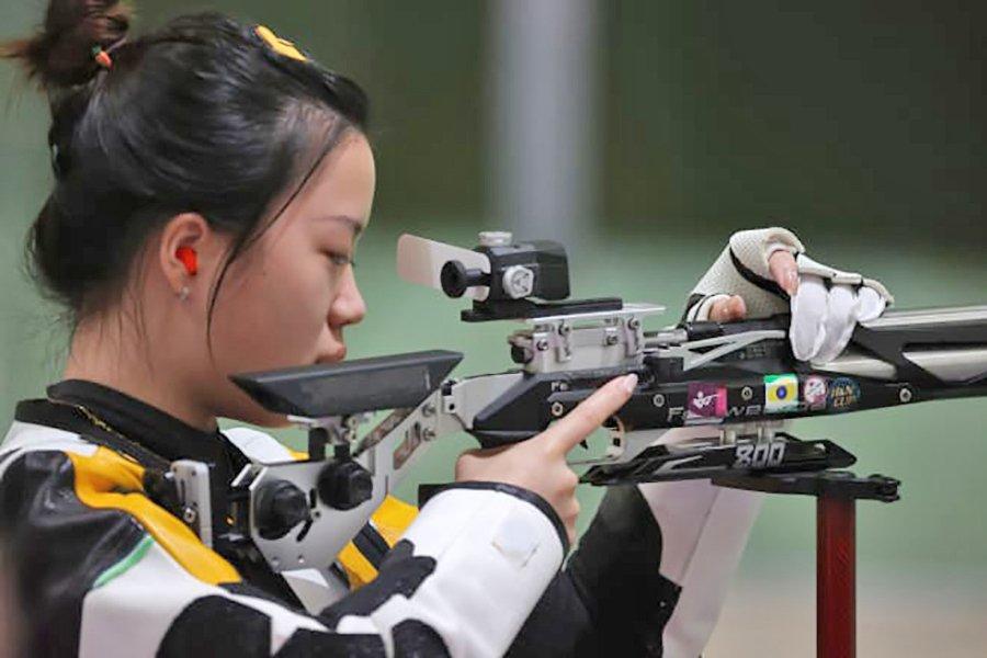 चीनकी याङले जितिन् टोकियो ओलम्पिकको पहिलो स्वर्ण