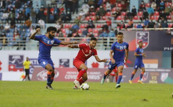साफ च्याम्पियनसिप फुटबलको उपाधिका लागि नेपाल र भारत भिड्दै